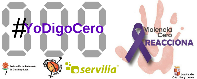 Servilia sigue en la lucha contra la Violencia de Género #YoDigoCero
