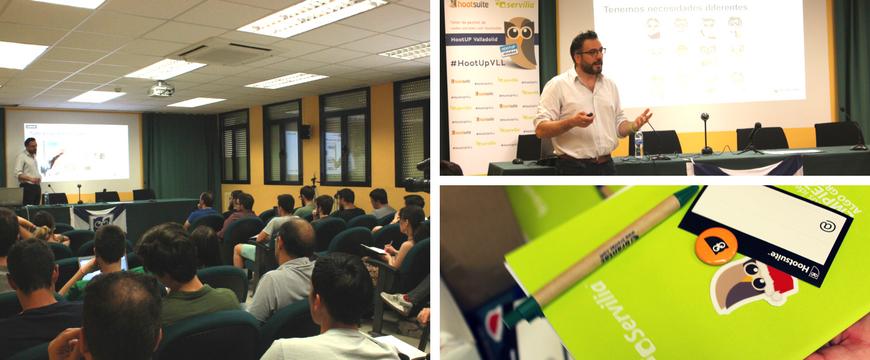 Imagen de portada de noticia Servilia Hootsuite y UEMC organizan un seminario laboral sobre gestión de marca personal y búsqueda de empleo en redes sociales
