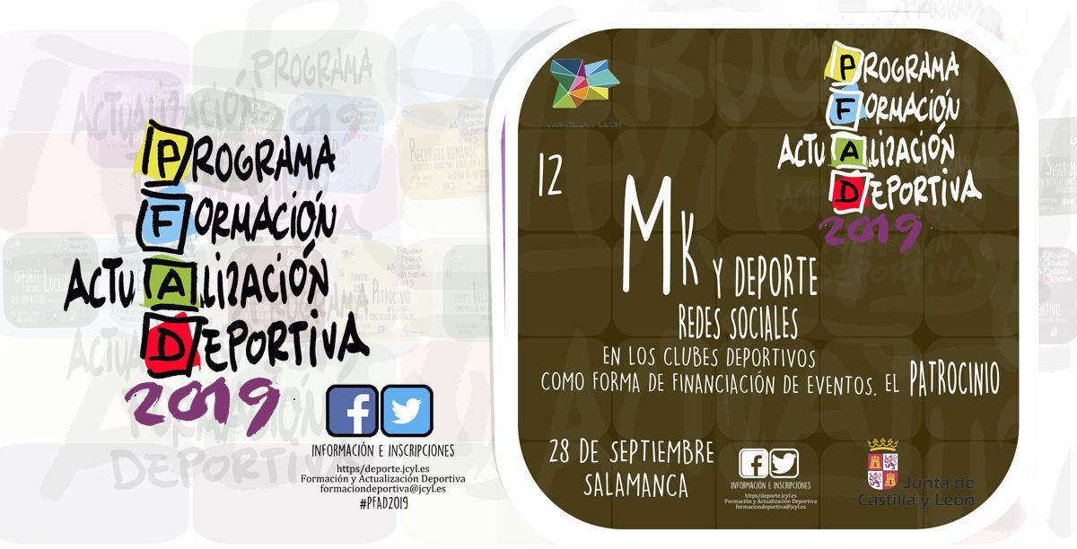 Salamanca acoge una jornada sobre redes sociales y patrocinio